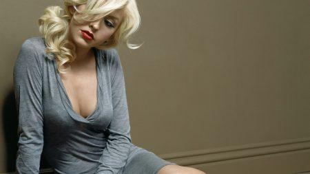 christina aguilera, chest, clothes