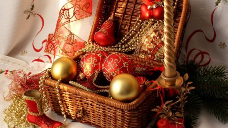 christmas decorations, balloons, decorations