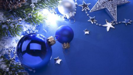 christmas decorations, star, ornaments