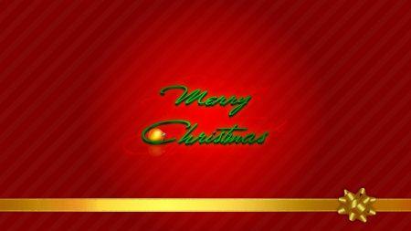 christmas, gift, ribbon