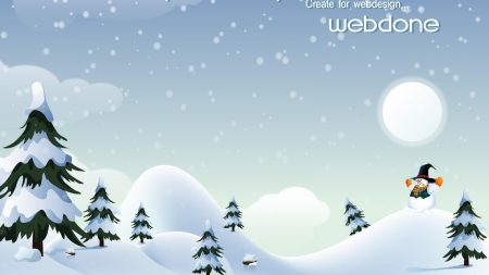 christmas, holiday, snowman