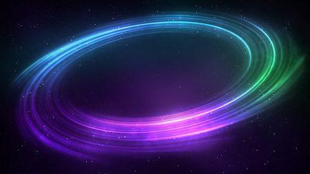 circle, colored, bright
