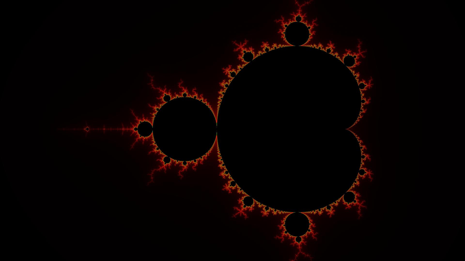 circles, background, crack