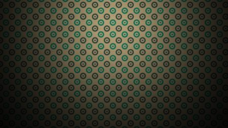 circles, background, dots