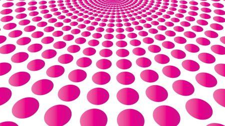 circles, background, set