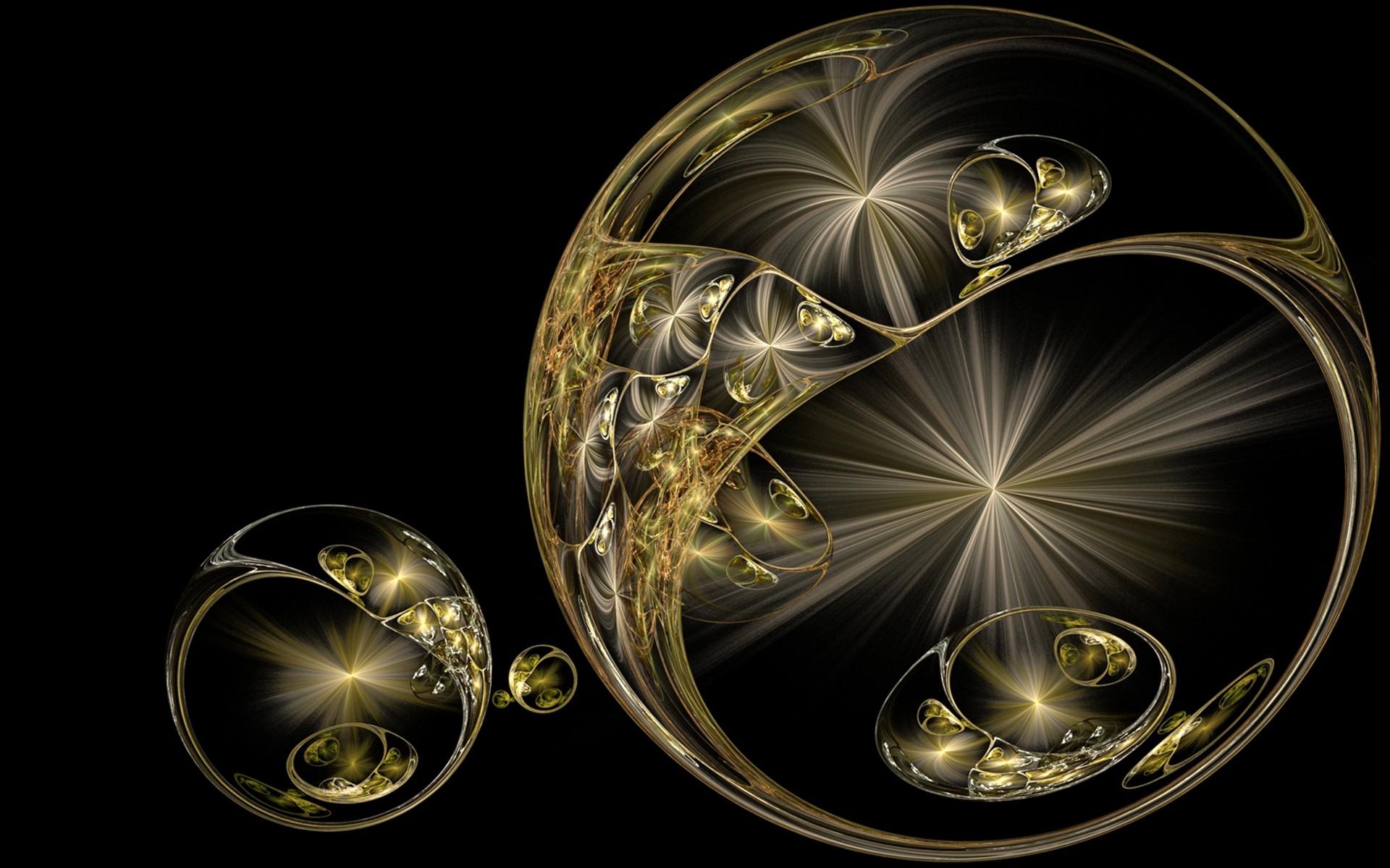 circles, form, balls