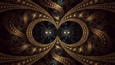 circles, lines, patterns