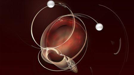 circles, lines, wavy