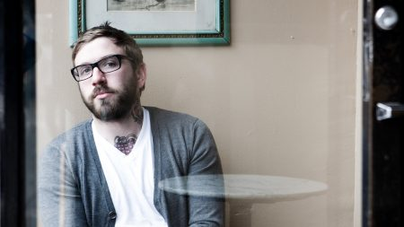 city and colour, tattoo, glasses