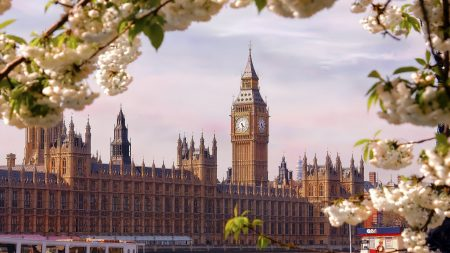 city, england, london