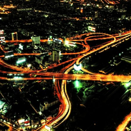 city, light, lights