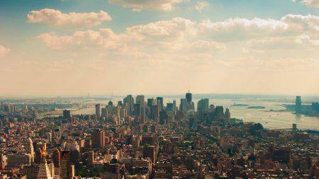 city, metropolis, buildings
