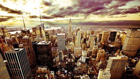 city??, night, sky