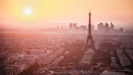 city, paris, france