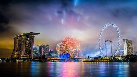 city, singapore, hotel
