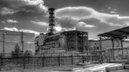 city, street, chernobyl
