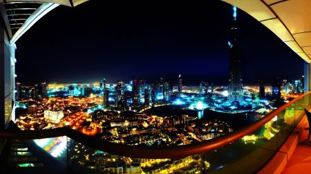 city, ??view, night
