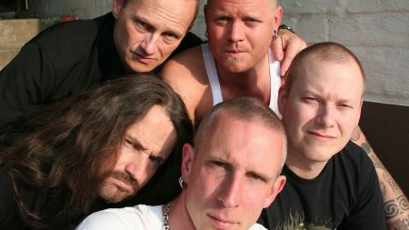 clawfinger, faces, look