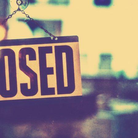 closed, plate, door