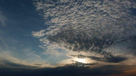 clouds, air, shadows