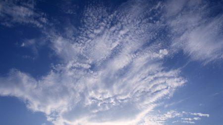clouds, patterns, sky