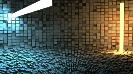 clusters, cubes, pixels