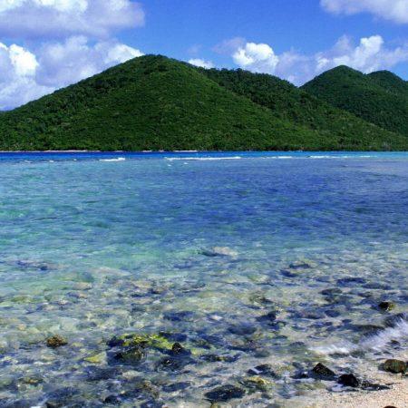 coast, stones, sea