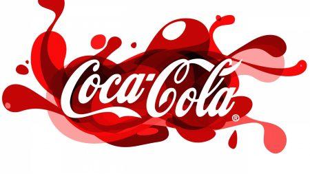 coca-cola, brand, logo