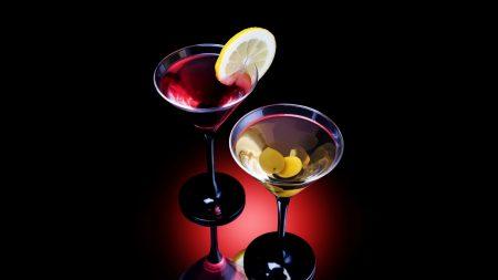 cocktails, fruit, citrus