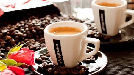 coffee, cappuccino, foam