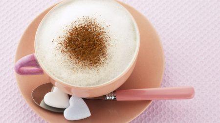 coffee, cappuccino, skin