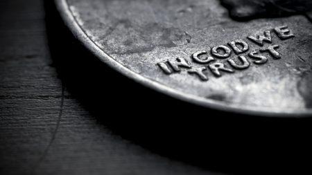 coin, black white, metal