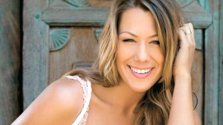 colbie caillat, look, smile