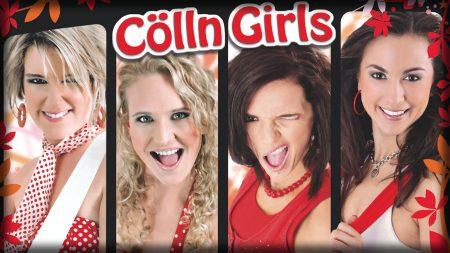 colln girls, girls, graphics