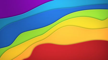 color, paint, rainbow