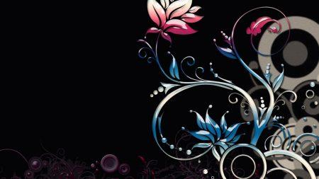 color, pattern, plant