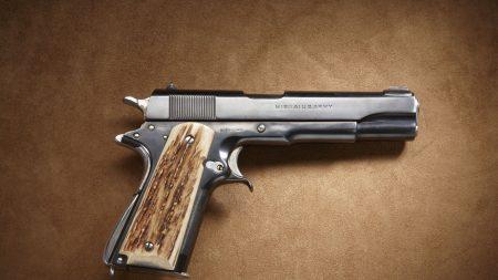 colt, m1911a1, gun