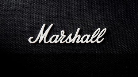company, brand, marshall