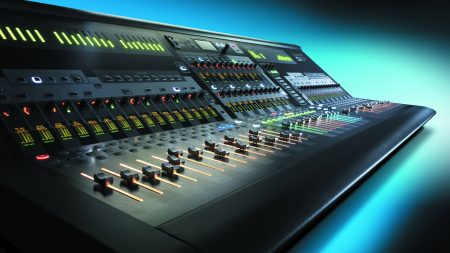 control, mixer, audio