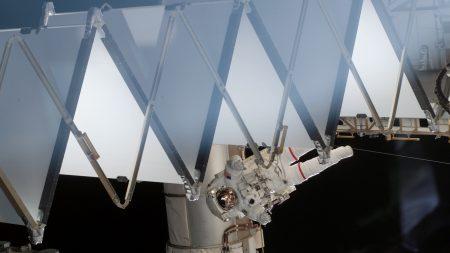 cosmonaut, weightlessness, check