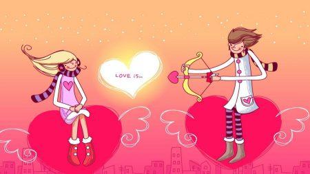 couple, love, heart