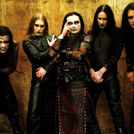 cradle of filth, band, rockers