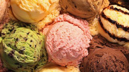 cream, background, ice cream