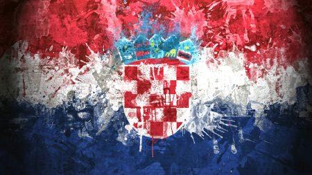 croatia, flag, republic