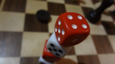 cubes, dice, game