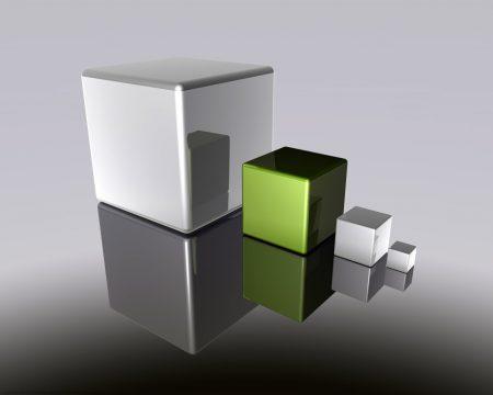cubes, shape, size