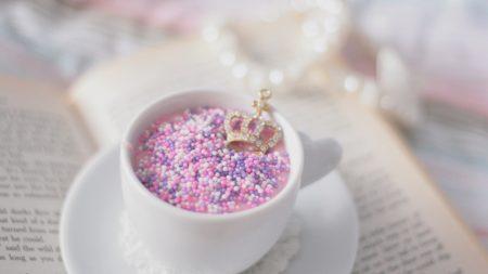 cup, sprinkling, souvenir