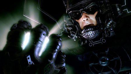 cyborg, hand, robot