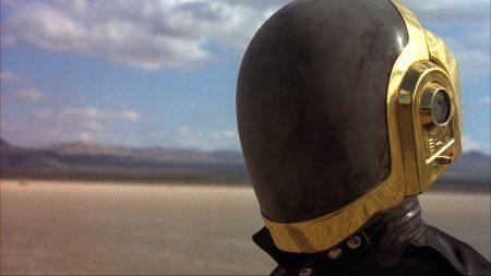 daft punk, member, helmet