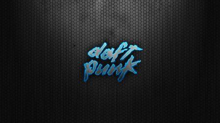 daft punk, sign, graphics